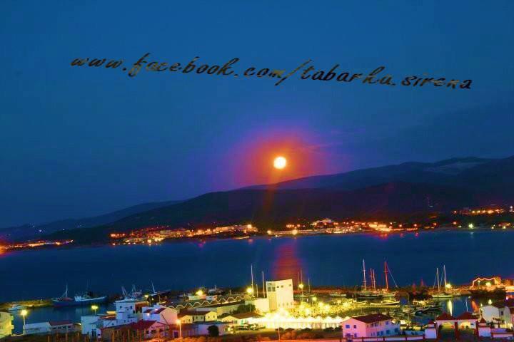 Tabarka la nuit :) <3 <3