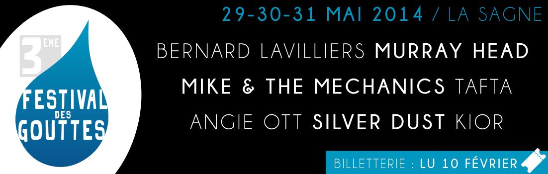 bernard lavilliers En concert au festival des gouttes à la Sagne le 30mai 2014