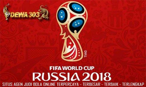 Situs Bandar Judi Taruhan Bola Pasaran Piala Dunia 2018