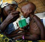 1 j'aime = Une pence = 1 enfant sauver ♥ ! Et pour ce qui n'ont pas compris 1 j'aime = une pence = une personne qui réagis = de la nourriture acheter pour des enfants = un enfant sauver . Do...