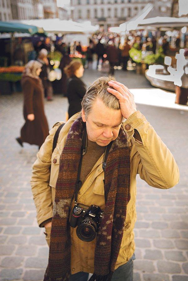 Oorlogsfotograaf neemt afscheid van Molenbeek