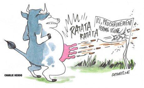 PETITION - Projet de ferme-usine des 1000 vaches : Non merci ! - Posts héritiers quotidiens
