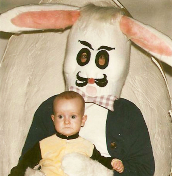 Scenery Images of Many Vintage Easter Bunny Pictures Show Nightmares - NICE PLACE TO VISIT