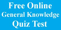 Educational GK Quiz