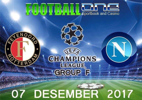 Prediksi FEYENOORD vs NAPOLI 07 Desember 2017