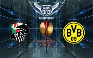 Prediksi Wolfsberger AC vs Borussia Dortmund 31 Juli 2015 UE