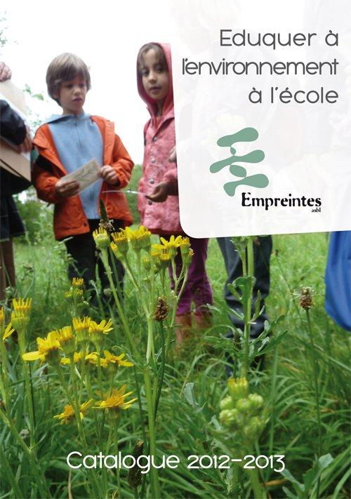 Empreintes asbl, Crié de Namur - Centre régional d'initiation à l'environnement