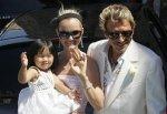 Johnny et Laeticia et Jade