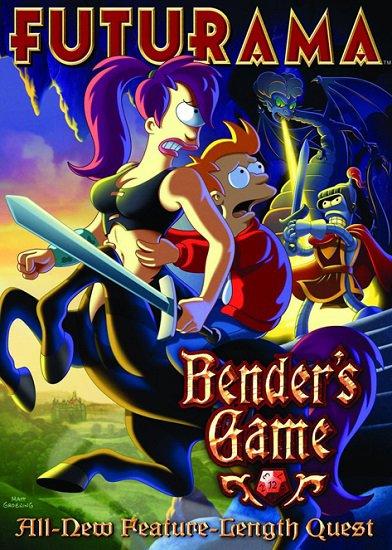 Futurama: Bender's Game » Film et Série en Streaming Sur Vk.Com   Madevid   Youwatch