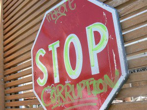 La lutte contre la corruption « interdite de célébration » en Algérie