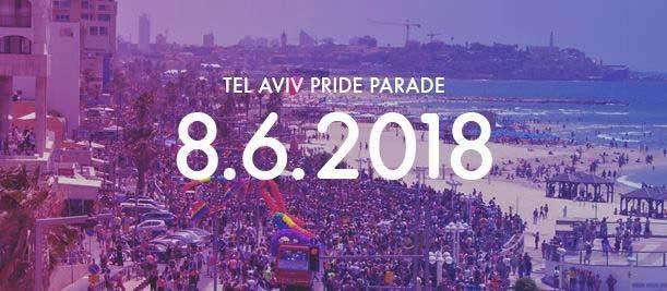 Tel Aviv Pride 2018 - 08.06.18 - LNO