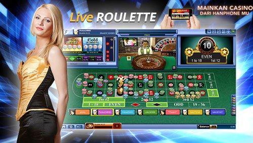 Agen Roulette Online Depo 25 Ribu