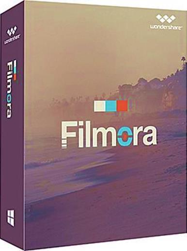 Wondershare Filmora Video Editor Crack 8.1 Plus Serial Key Free