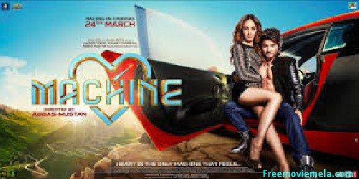Machine Full Torrent Movie Download HD (2017)
