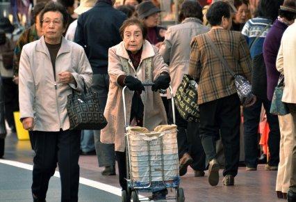 Japon: on vend plus de couches pour adultes que pour bébés | Insolite