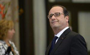 Hollande souhaite une «révolution climatique» comme il y a eu une «Révolution française»