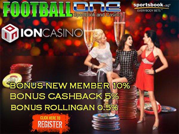 Cara Mendaftar Live Baccarat Ion Casino