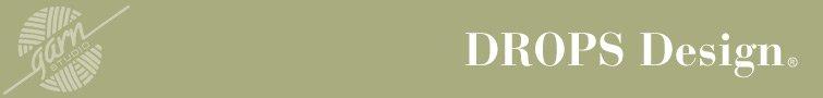 """Chaussons DROPS au point mousse, bordure au crochet en """"Baby Merino"""". ~ DROPS Design"""