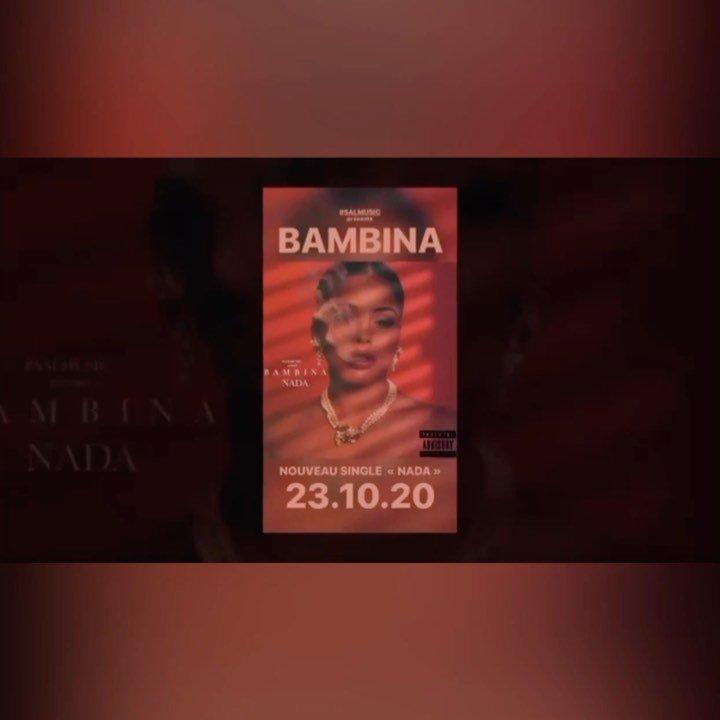 """News: Ouverture du Label #SalMusic ( @labelsalmusic ) avec mon associée @bambinaofficiel , restez à l'affût des news , en attendant je…"""""""