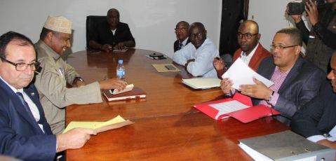 Litige entre Ab Aviation et Anacm : une réunion de la dernière chance hier à la présidence de la République - Al-watwan, quotidien comorien, actualités et informations des Comores