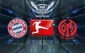 Prediksi Bayern Munchen vs Mainz 05 23 Mei 2015 Bundesliga