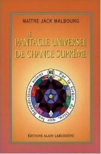 LE PENTACLE UNIVERSEL DE CHANCE SUPRÊME