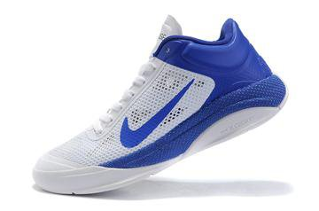 Nike Zoom Hyperfuse 2011 Low Jeremy Lin White Royal cheap sale