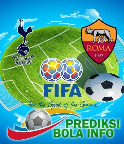 Prediksi Tottenham Hotspur Vs Roma 26 Juli 2017