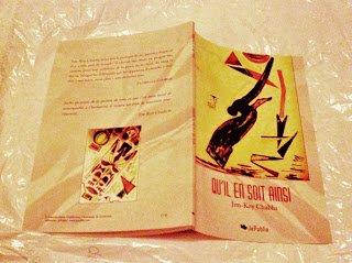 """La plume et l'encrier de Jim-Koy Chablis: Livre """"Qu'il en soit ainsi"""""""