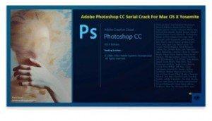 Adobe Photoshop CC 2017 Serial Mac OSX Full Download