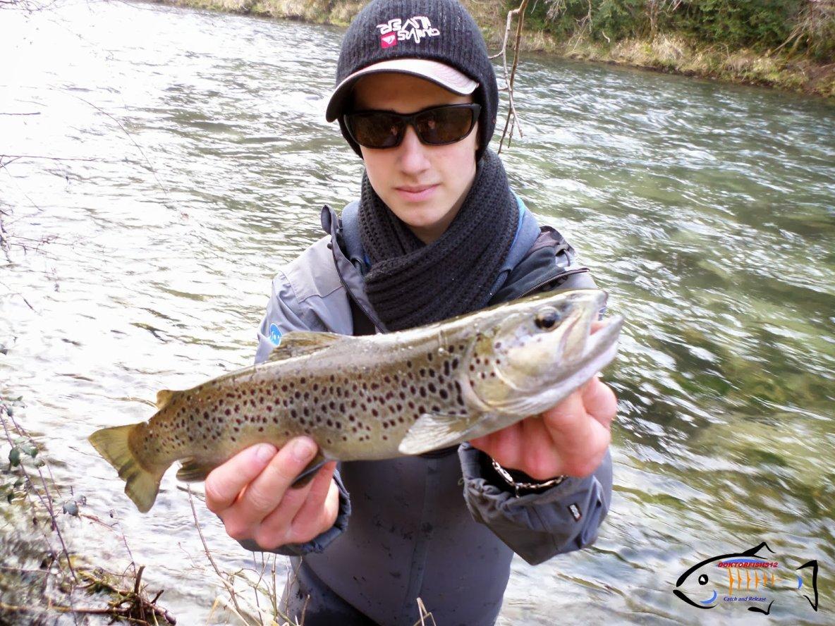 Doktorfishs12, la passion de la pêche aux leurres