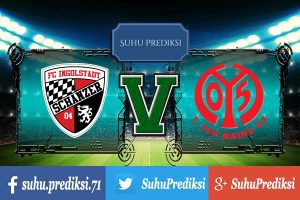 Prediksi Bola Ingolstadt Vs Mainz 05 2 April 2017