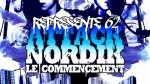 Debout face a la drogue-ATTACK NORDIK feat ch'ton
