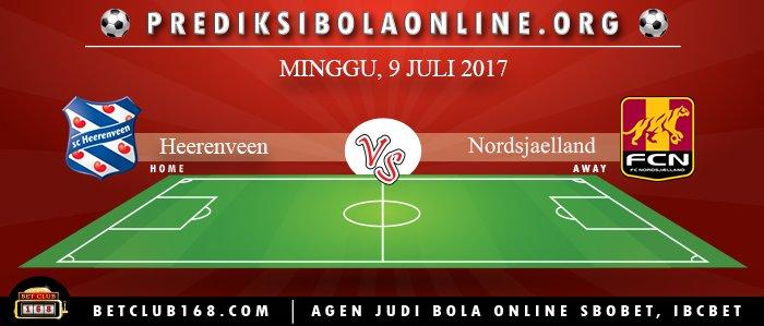 Prediksi Heerenveen Vs Nordsjaelland 9 Juli 2017