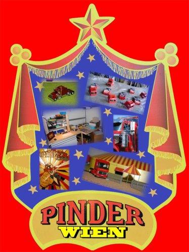 Maquette 1/87 du Cirque Pinder