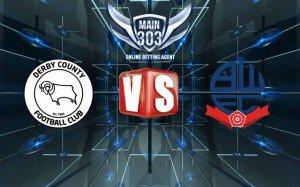 Prediksi Derby County vs Bolton Wanderers 7 Februari 2015 Ch