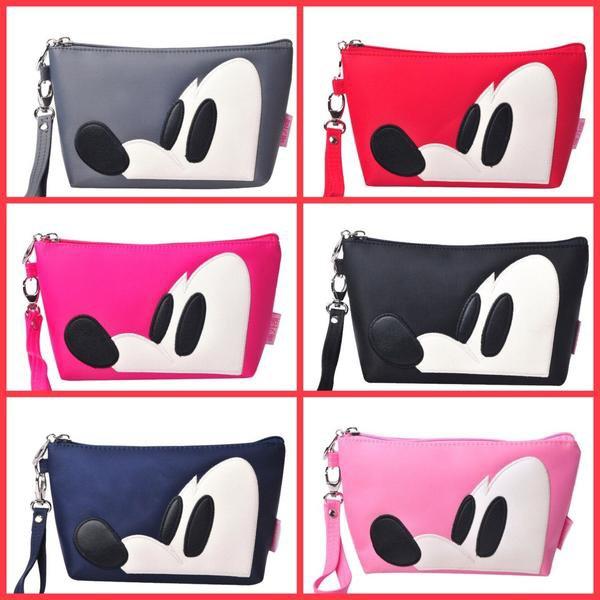 Mickey Cosmetic Makeup Organizer Bag