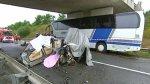 Ille-et-Vilaine : Deux morts dans un accident de car - France - TF1 News