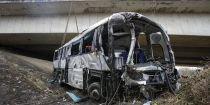 Belgique: un accident de car polonais fait au moins cinq morts