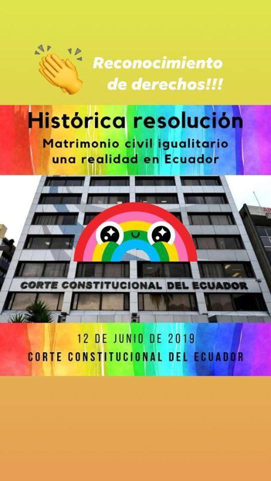Droits des LGBT en Équateur - Last Night in Orient