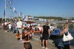 Revue Fluvial Faillite Fermeture du chantier naval Vankerkoven en bord de Sambre