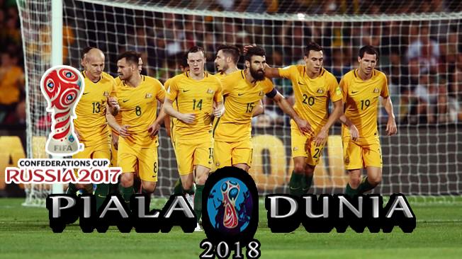 Skuad Terbaru Australia Untuk Piala Konfederasi 2017 – Piala Dunia 2018