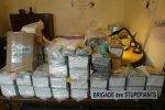 Forte hausse des saisies de cocaïne en France en 2011