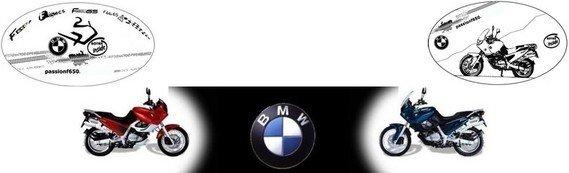 Passion BMW mono F650