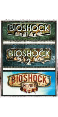 La totale Bioshock pour 13 ¤