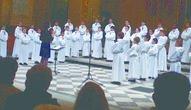 Concert des Petits Chanteurs à la Croix de Bois aux Invalides à Paris