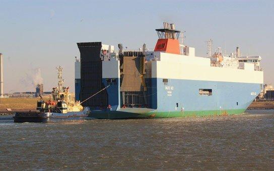 Collision en mer du Nord: 4 morts et 7 marins disparus dans l'eau glaciale
