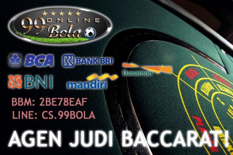 Agen Baccarat Online Terpercaya di Indonesia