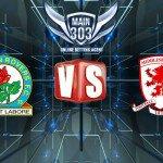 Prediksi Blackburn Rovers vs Middlesbrough 28 Desember 2014