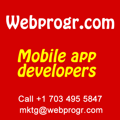 Top Mobile Application Development Company India : Mobile Apps That Don't Cost the Earth » Webprogr.com